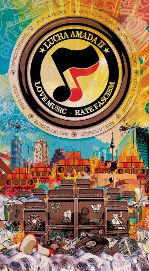 LUCHA AMADA II COVER