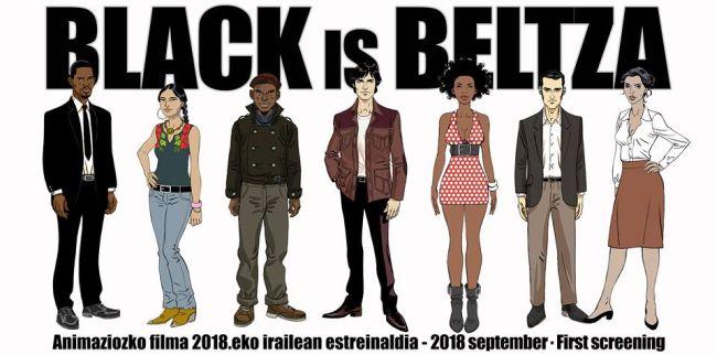 black is beltza sc